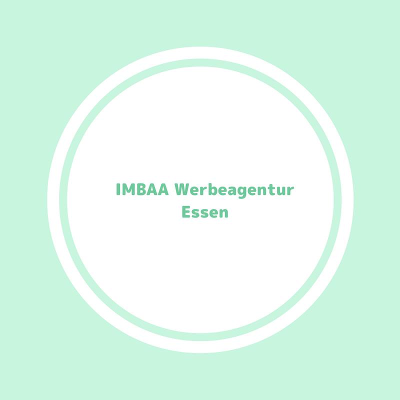 Referenz - IMBAA Werbeagentur Essen - DieSchröder-Schreibt