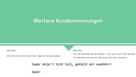 Texterin in Dresden - DieSchröderSchreibt